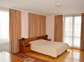 Hotel Drama Burgas, hotel in Burgas