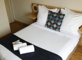 Hotel Le Transat Bleu, hotel dicht bij: Dunkerque Hospital, Duinkerke