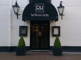 The Rugby Hotel, hotel in Rugby