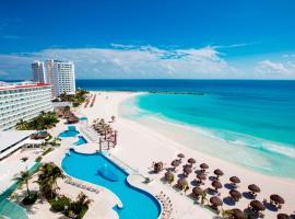 Krystal Cancun, hotel in Cancun
