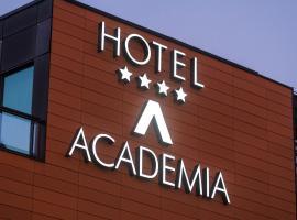 Hotel Academia, hotel in Zagreb