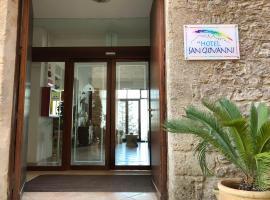 Hotel Villa San Giovanni, hotel a Erice