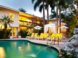 La Casa Hotel, hotel near The Galleria at Fort Lauderdale Shopping Center, Fort Lauderdale