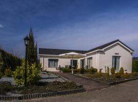 KRAB160, cabin in Sint Annaland