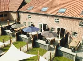 't Veldehof, pet-friendly hotel in Domburg