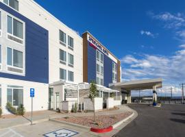 SpringHill Suites by Marriott Gallup, hotel in Gallup