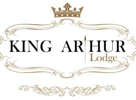 King Arthur Lodge, self-catering accommodation in Ieper