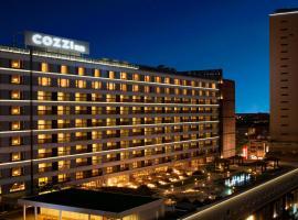ホテル コッツィ シーメン 台南、台南市のホテル