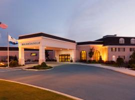 DoubleTree Resort by Hilton Lancaster, hotel with jacuzzis in Lancaster