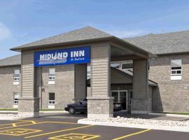 Midland Inn & Suites, hotel em Midland