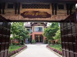 Spring Garden Villa, khách sạn ở Huế