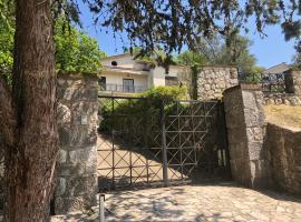 Villa Palmina, cottage a Castelnuovo Parano