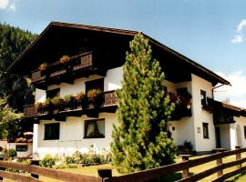 Luttinger-Hohenegg, self catering accommodation in Ehrwald