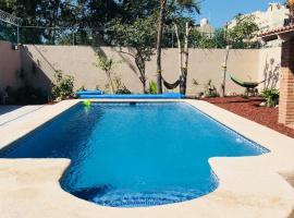 Casa Balam, hotel que admite mascotas en Rincón de Guayabitos