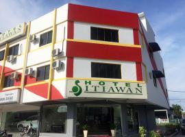 Hotel Sitiawan, hotel di Sitiawan
