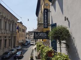 Albergo la Svolta, отель в Брешиа