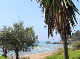 Glyfada Gorgona Apartments, pet-friendly hotel in Glyfada
