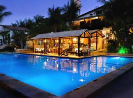 Hotel e Pousada La Dolce Vita, hotel in Canoa Quebrada