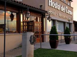Hotel del Carme, hotel in Vilagrasa