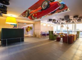 Park Inn by Radisson Dubai Motor City, hotel near Dubai Autodrome, Dubai