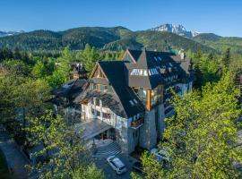 Hotel Crocus, hotel in Zakopane
