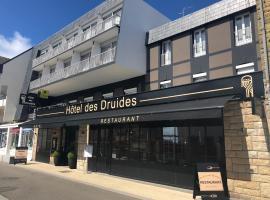 Logis Hôtel des Druides, hôtel à Quiberon