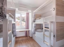 Goodmorning Solo Traveller Hostel, hostel in Lisbon