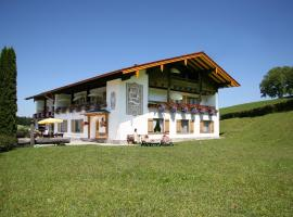 Pension Meisl, Pension in Berchtesgaden