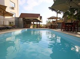 Hotel Kalunda, hotel in Sumbe