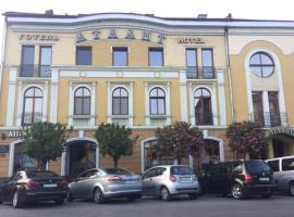 Atlant Hotel, hotel in Uzhhorod