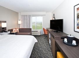 Hampton Inn & Suites North Fort Worth-Alliance Airport, hotel in Roanoke