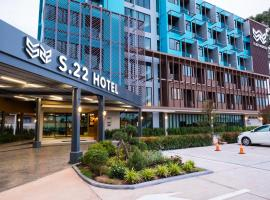S.22 Hotel Suratthani, hotel in Suratthani
