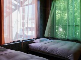 The Blend Inn - Studio, hotel near Hanakawa Shrine, Osaka
