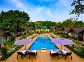 Stone Wood Resort & Spa, spa hotel in Mandrem