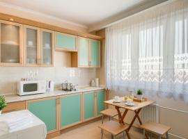 #41 Orekhovo apartments with 3 bedrooms near Tsaritsyno park, hotel in Moscow