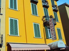 Hotel La Salsesina, hotell i Salsomaggiore Terme
