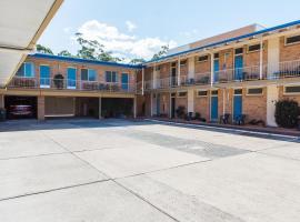 Bentleigh Motor Inn, hotel near Coffs Harbour Airport - CFS,