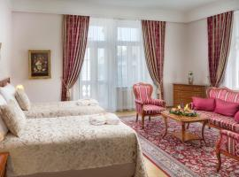 Boutique Hotel Seven Days, отель в Праге