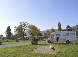 camping Le Médiéval, campground in Turckheim