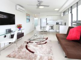 PA Apartments, serviced apartment in Brisbane