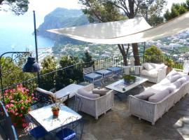La Casa nel Bosco, hotel in Capri