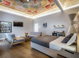 Martelli 6 Suite & Apartments, B&B in Florence