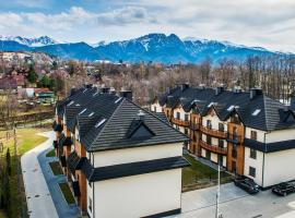 Apartamenty Forma Tatrica, ski resort in Zakopane