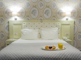 Hotel Boutique & Restaurant Cherie, hotel near Patriarchal Cathedral, Bucharest