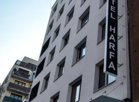 Hotel Harfa, hotel near O2 Arena Prague, Prague