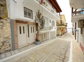 Lampis Studios, hotel in Pythagoreio
