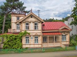 Vila Dainava, отель в Друскининкае