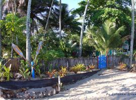 Pousada Vila Sereia, hotel na Ilha de Boipeba