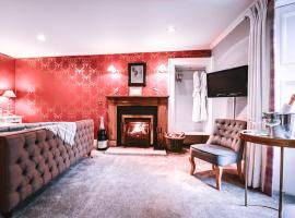 East Haugh House Hotel, hotel in Pitlochry