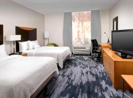 Fairfield Inn & Suites by Marriott Miami Airport South, hotel v Miami